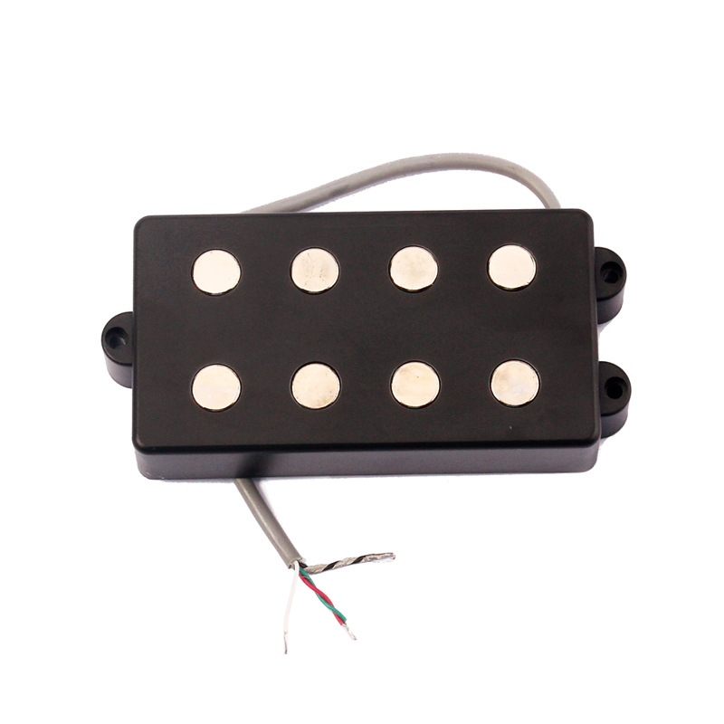 Musical Instrument Accessories Bass Electric Guitar Accessories 4 Strings Pickup