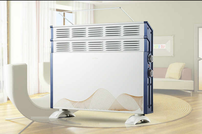 Réchauffeur rapidement chauffage de four à chaleur suspendu dans le bain radiateurs à double usage électriques