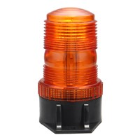 NEW 30 LED Roof Strobe 15W Flashing Emergency Beacon Warning Light DC 12 30V Roadway Safety