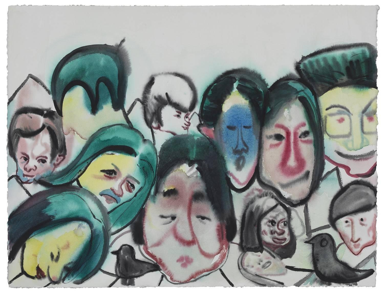 Le travail de l'artiste chinois Guan Weiwei