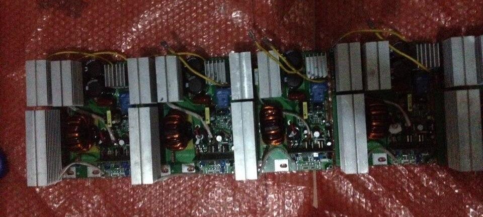Deska plošných spojů ZX7 120 IGBT PCB Jednotná deska pro - Svářecí technika - Fotografie 3