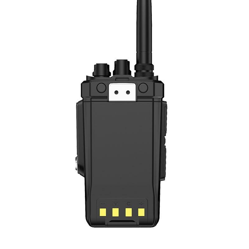 Zastone A19 Walkie Talkie 10W CB Radio Transceiver 10W VHF&UHF Handheld For Hunting Radio 136-174/400-480mhz 2