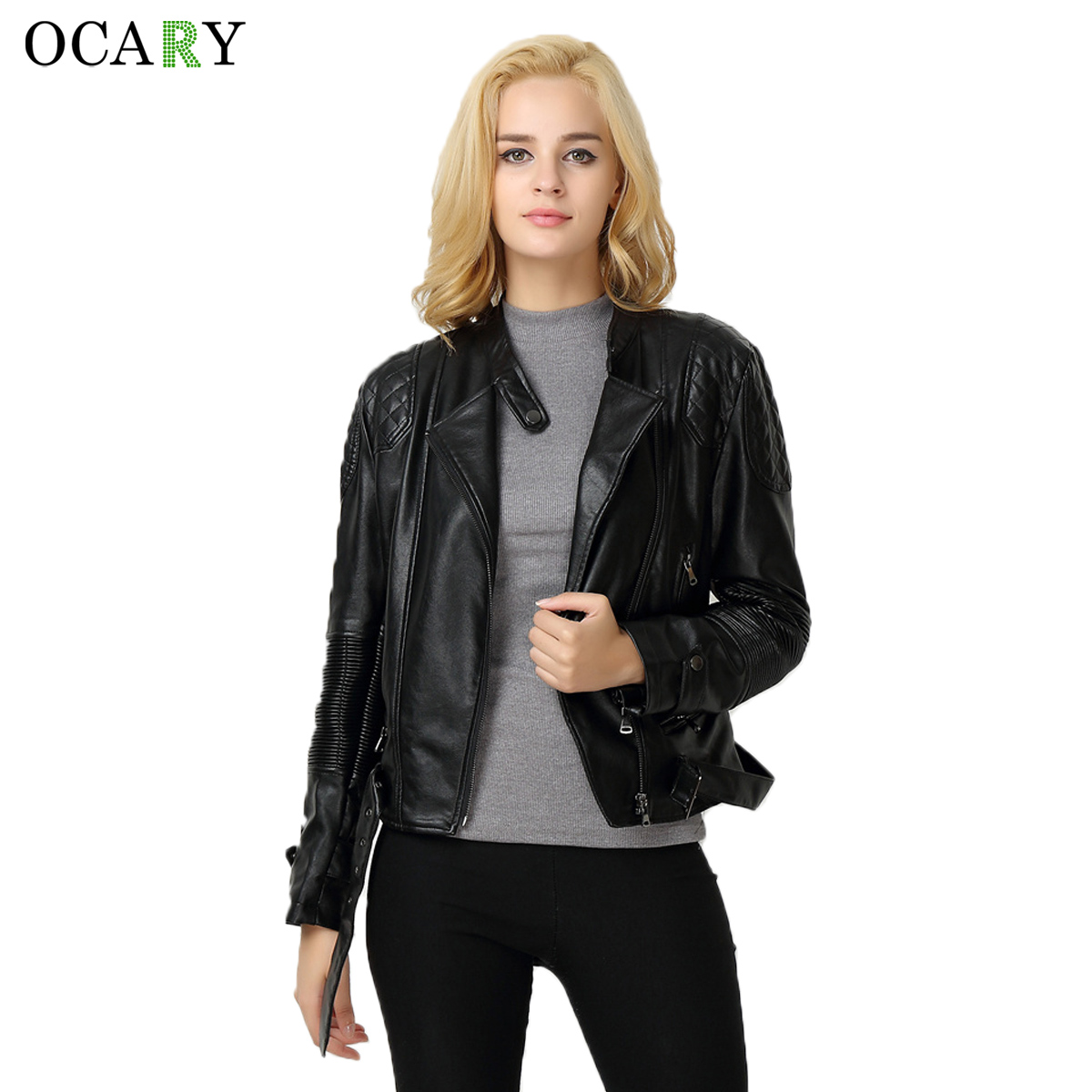 Online Get Cheap Ladies Plus Size Motorcycle Jackets -Aliexpress ...