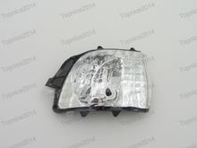 1 шт. левая сторона 31111813 Зеркало заднего вида индикаторная лампа указатель поворота для Volvo XC90 2007-