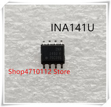 NEW 10PCS/LOT INA141UA INA141U INA141 INA 141U SOP-8 IC