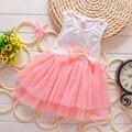 Bebé vestido de la muchacha niños vestidos para niñas ropa nova kids party girl vestido de princesa para las niñas ropa de los niños