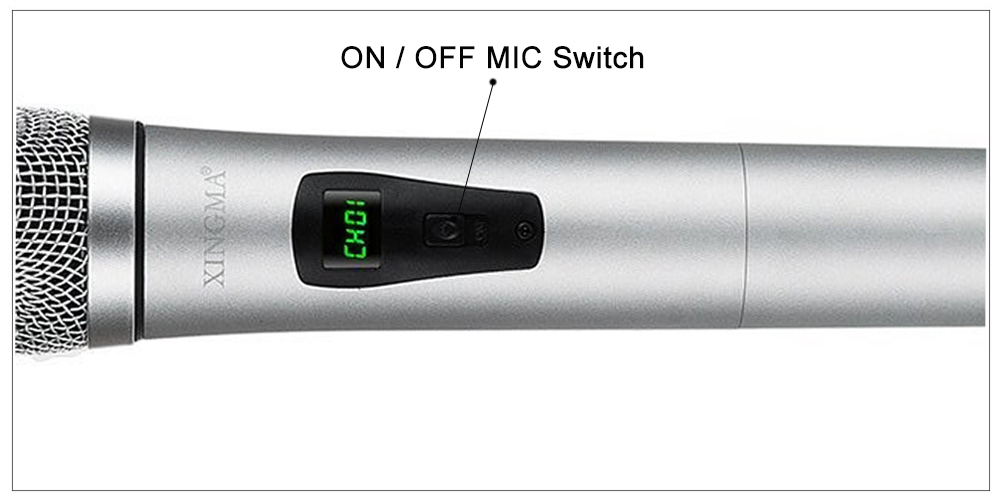 Wireless Microphone Karaoke 4