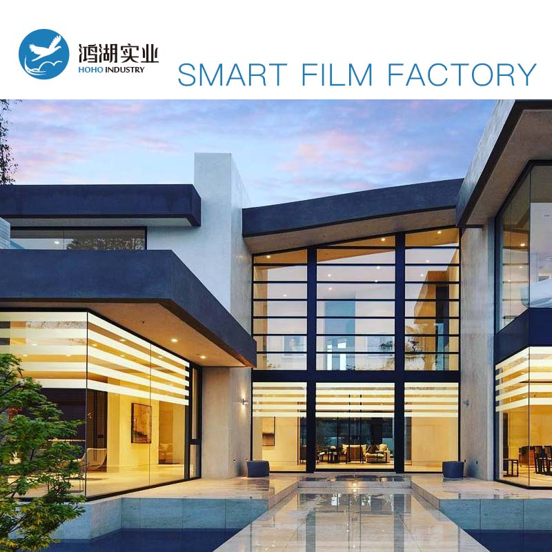 80x120 cm Film intelligent commutable PDLC vinyle pravglacé PDLC Film verre intelligent - 5