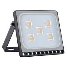 Ultraslim 30W LED Floodlight Outdoor Security Lights 110V 220V Warm White Waterproof IP65