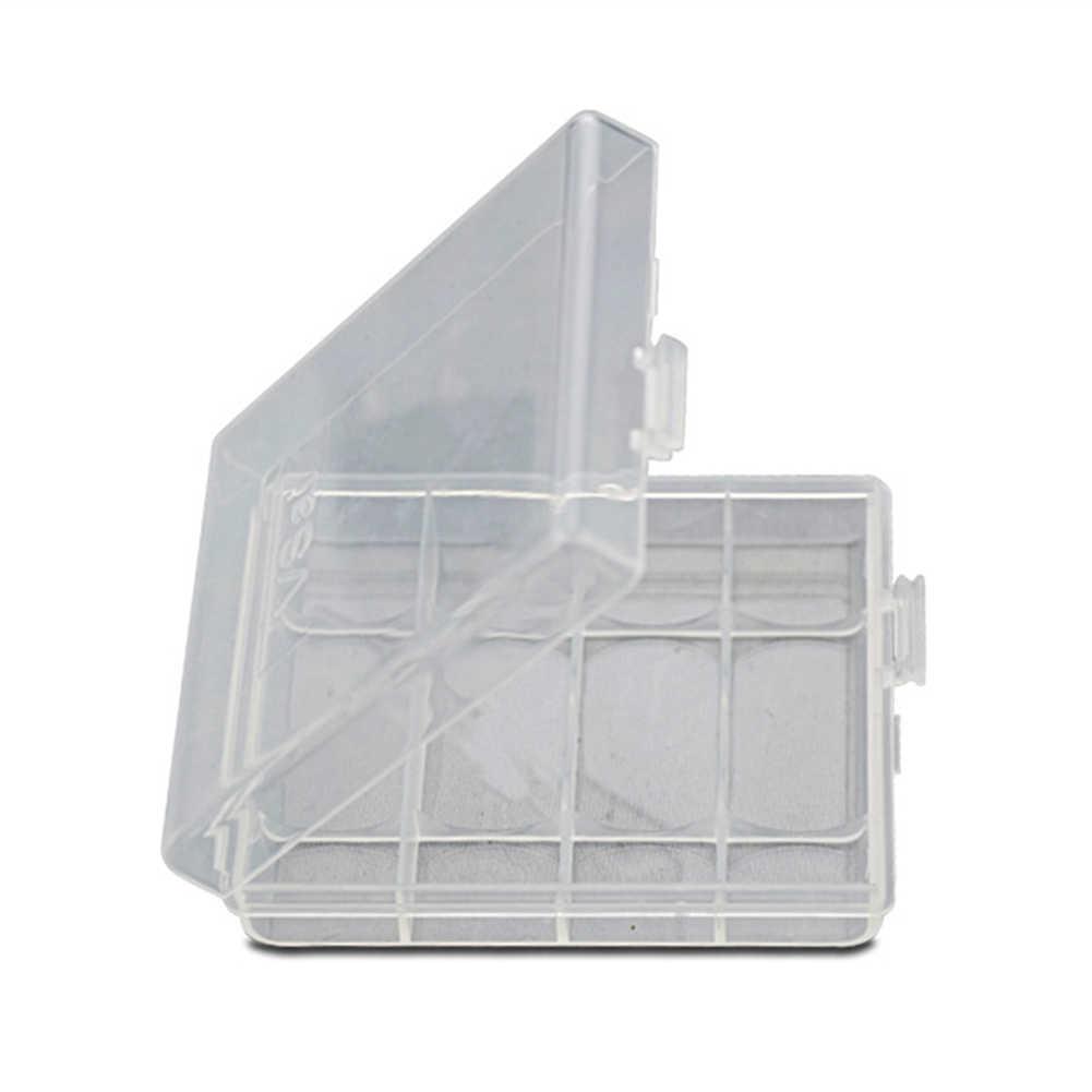 Batterij Storage Box Hard Plastic Waterdichte Batterij Cover AA/AAA Batterij Opbergdoos Batterijen Container Organizer #716