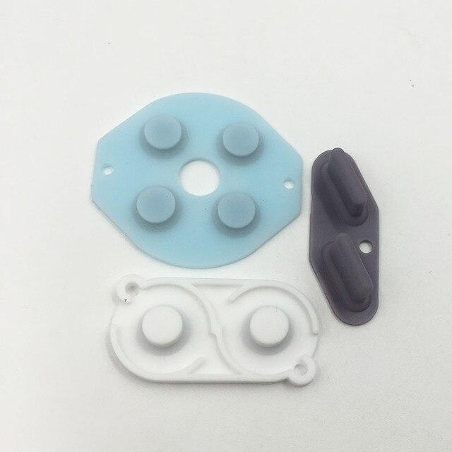 For Nintendo Game Boy Original DMG-01 Conductive Rubber Silicone Buttons 1