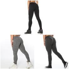 Spring Autumn Leggings Seamless Women Fitness Running Yoga Pants High Waist Push Up Sport Camo Gym