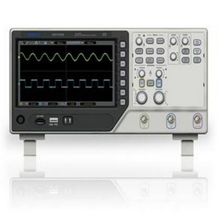 Hantek DSO7084B Digital Storage Oscilloscope 4 Channels 2Gsa/s 80MHz 7 TFT LCD 800x480 USB 64K Memory Depth AC110-220V