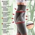 O envio gratuito de mulheres sliming bamboo underwear shapewear bum body shaper inverno/outono mulheres leggings (short)