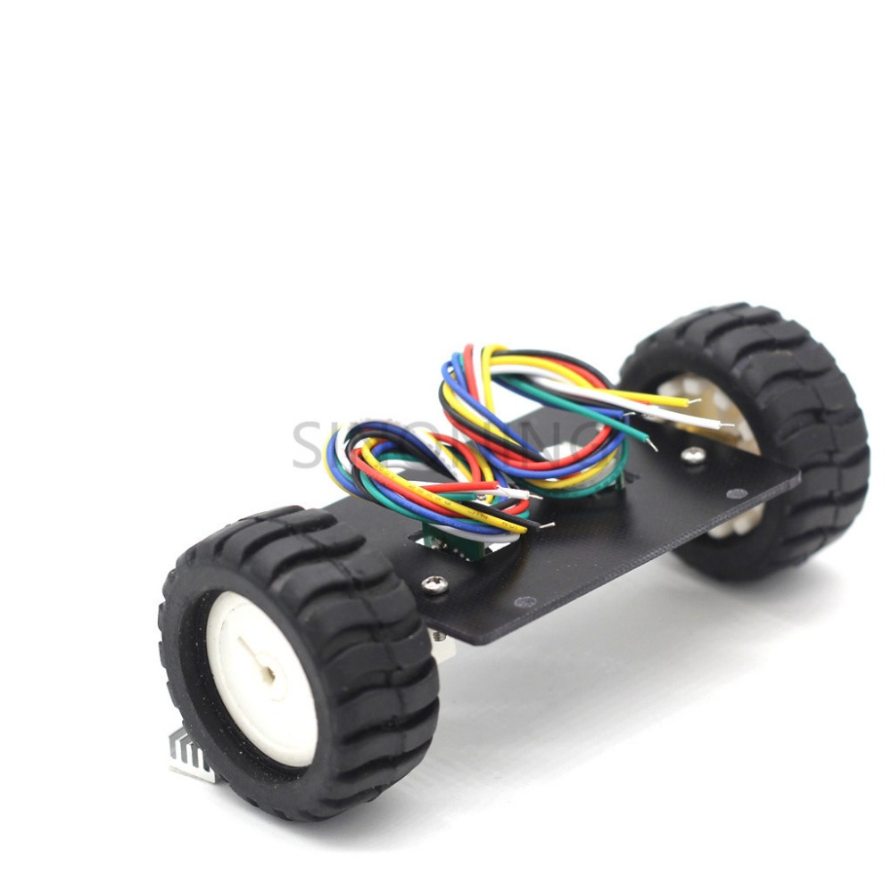 Mini car chassis balance 2WD self-balancing robot N20 with encoder 800g electronic balance measuring scale with different units counting balance and weight balance