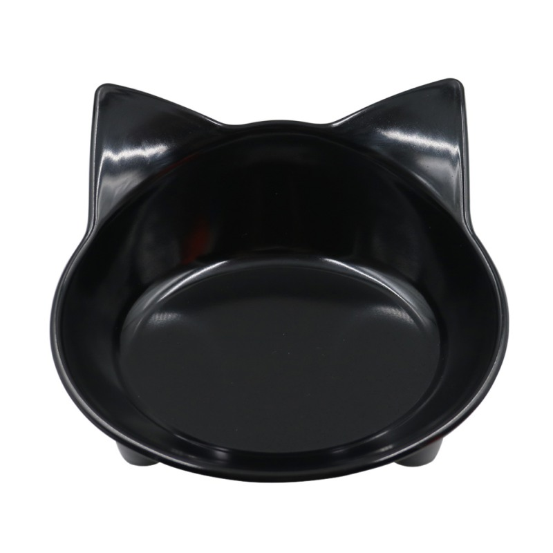Cat Face Anti-Slip Pet Food Bowl