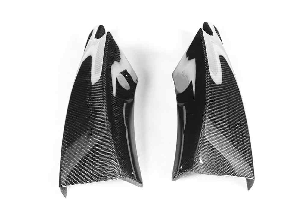 Delantal divisor frontal de fibra de carbono F34 para BMW F34 330i GT 328i GT 335i GT 340i GT con M Paclage 2014-2017