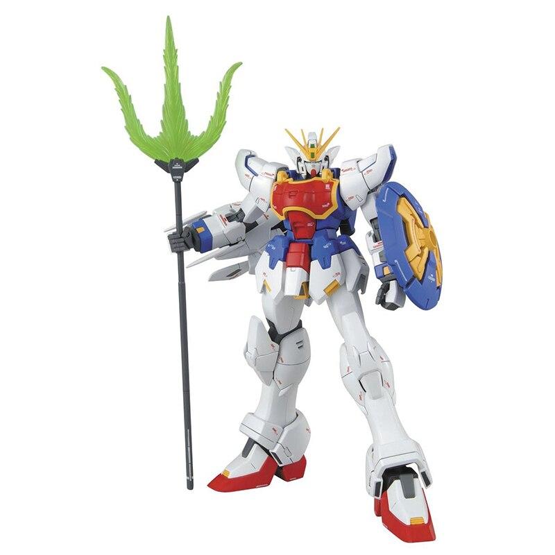 Image 5 - Bandai Gundam MG 1/100 Shenlong Mobile Suit Assemble Model Kits Action Figures Plastic Model ToysAction & Toy Figures   -