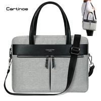 Cartinoe Fashion Waterproof Laptop Bag 14 15 Inch Notebook Shoulder Messenger Bag For Macbook Air 15