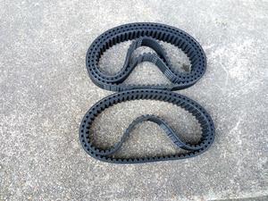 Image 3 - 5pcs HTD5M belt 320 5M 12 Teeth 64 Length 320mm Width 12mm 5M timing belt rubber closed loop belt 320 HTD 5M S5M Belt Pulley