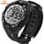 Hoska crianças marca esportes dos homens relógios top marca de luxo mergulho relógio dos homens eletrônica digital led backlight relógio de pulso