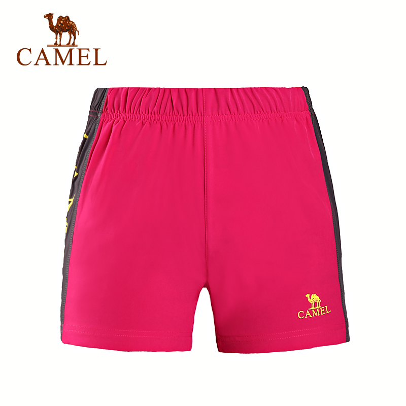 Camel Outdoor Women Function Shorts Breathable Comfortable Women s Sports Shorts