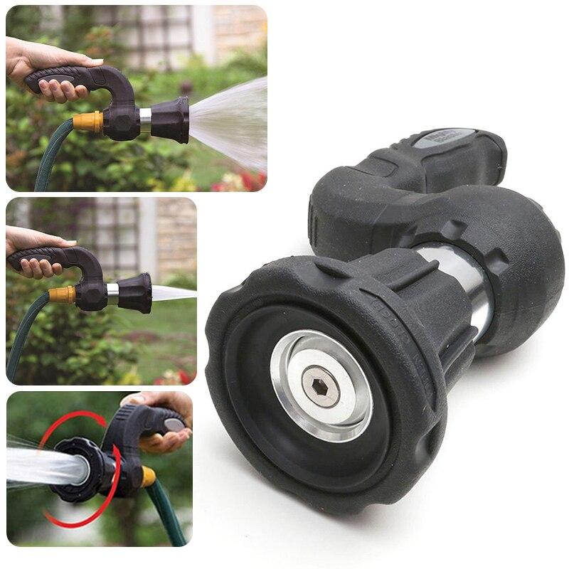 1PC High-Druck Bewässerung Spray Düse Wasser Pistole Garten Spray Auto Waschen Spray