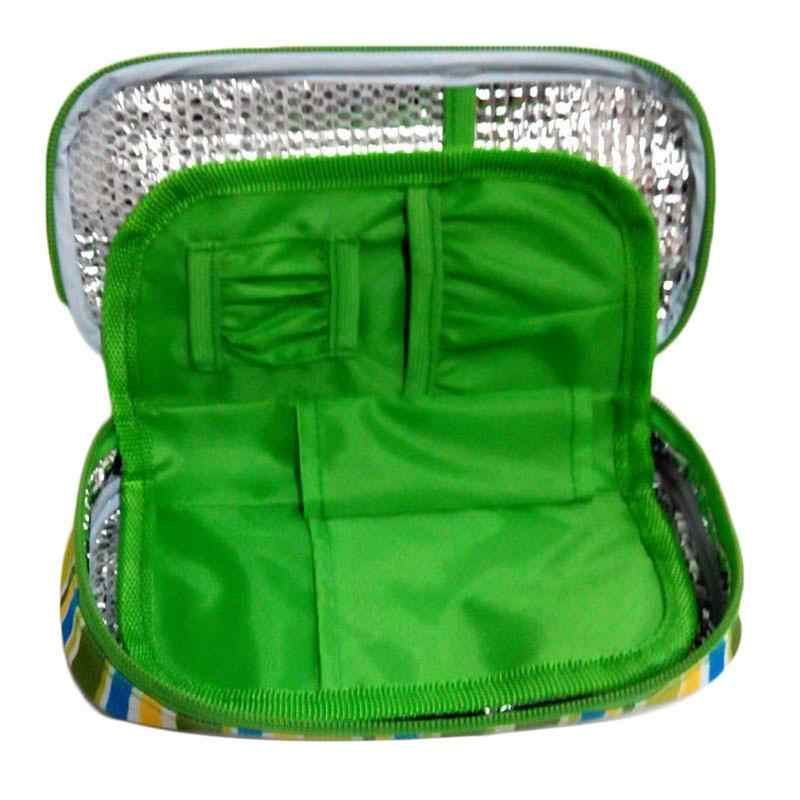 Specific Environmental Friendly Portable Medical Cooler Insulin Cooler Bag New Insulated Travel Case Cooler Box