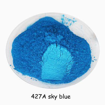 Körper Malen Diversifizierte Neueste Designs Vorsichtig 500g Buytoes Sky Blue Perlglanzpigment Für Nagellack Diy Seife Glimmer Glitter Pulver Für Lippenstift Und Lidschatten
