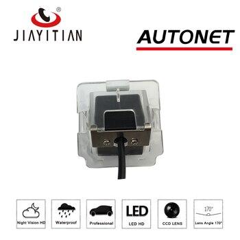 Cámara de visión trasera JIAYITIAN para Mitsubishi Outlander XL outlander xl/CCD/visión nocturna/cámara de hueco inverso/cámara de marcha atrás/cámara de respaldo