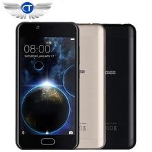 Doogee Disparar 2 Teléfono Móvil de Doble Cámara de 5.0 pulgadas de Cuatro Núcleos 1 GB RAM 8 GB ROM Android 7.0 Del Teléfono Celular 3360 mAh Inteligente Dedo teléfono