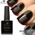 Saviland 1 pcs 10 ml Matt Fosco Top Coat UV Gel Unha LEVOU verniz Gel Polonês Embeber off gel polonês UV laca Matt Top Gel