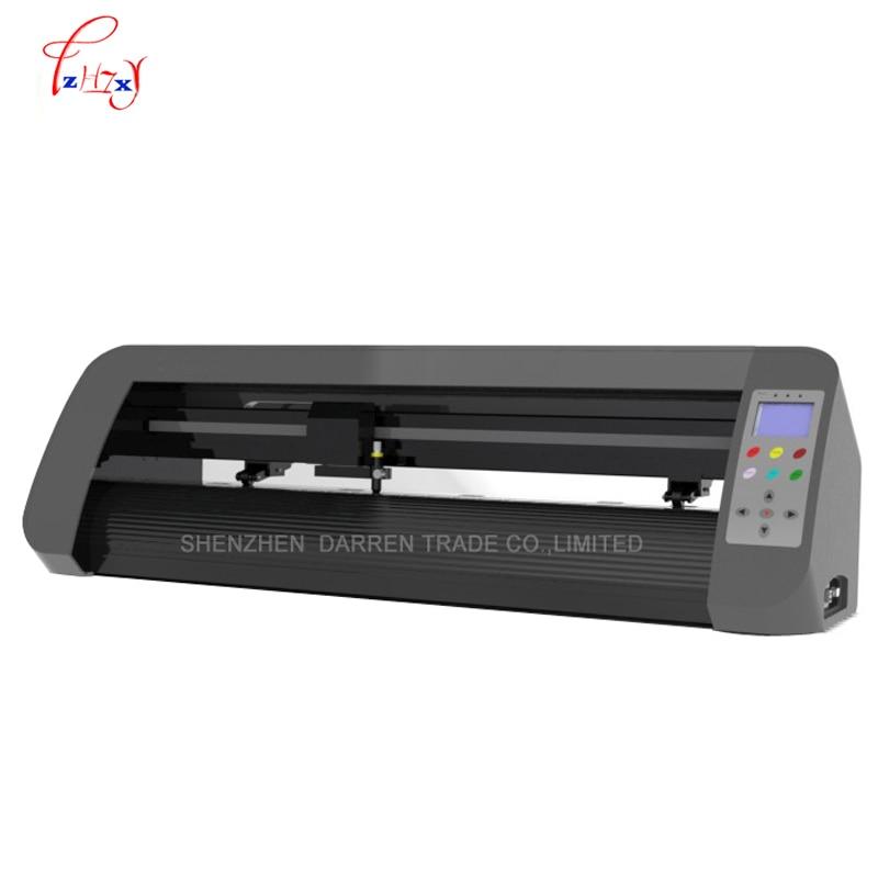 Desktop Portable vinyl cutter plotter Cutting width 635mm TH740 Mini Plotter machine 100w цены