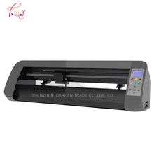 Desktop Portable vinyl cutter plotter Cutting width 635mm TH740 Mini  Plotter machine 100w