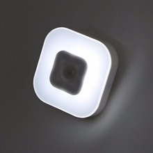 Nacht Licht Lampen Motion Sensor Nachtlicht PIR Intelligente LED Menschlichen Körper Motion Induktion Lampe Energie Sparende Beleuchtung AAA