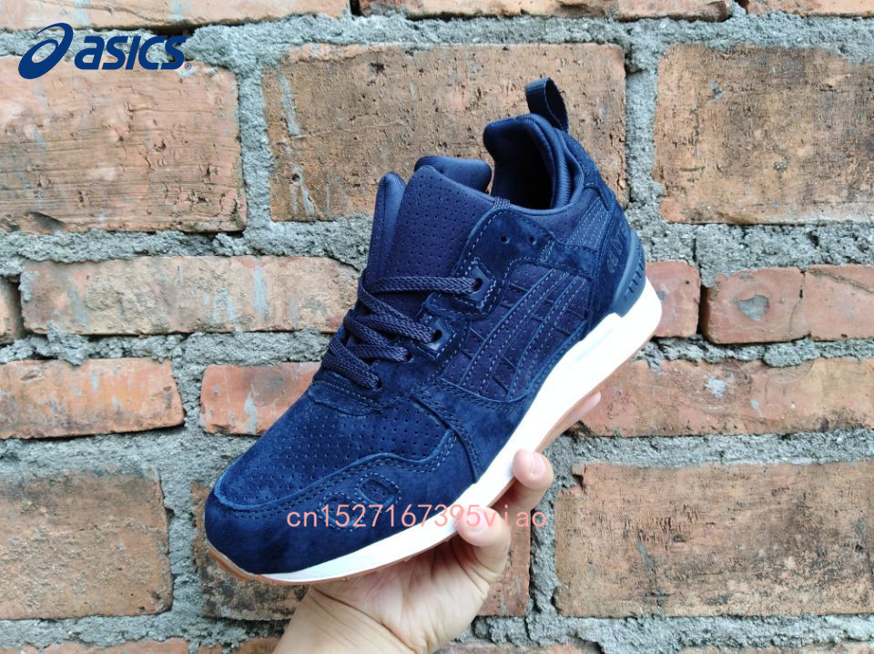 2019 ASICS GEL LYTE MT MID New Breathable Air Mesh Mens Running Shoes Jogging Gym Training Althetic Outdoor Sport Shoes Sneakers