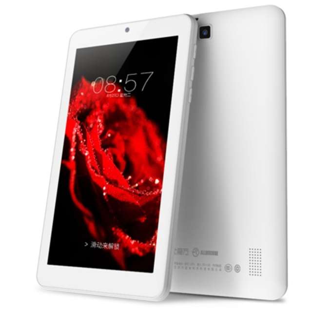 Cube C1 Tablet PC ROCKCHIP RK3126 Quad Core 1GB Ram 8GB Rom 7 inch 1024x600 IPS Screen Android 7.1 WIFI Bluetooth OTG