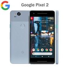 Версия США, Google Pixel 2, 4G, LTE, мобильный телефон, 5,0 дюймов, 1920x1080, 4 Гб RAM, 64 ГБ/128 ГБ ROM, OctaCore, Snapdragon 835, Android, NFC