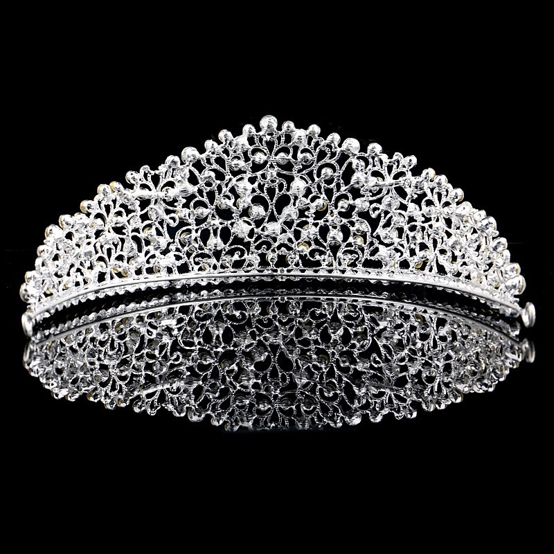 HTB1RsXCMFXXXXXjXVXXq6xXFXXXg Fabulous Crystal Studded Bridal Prom Party Pageant Tiara Crown
