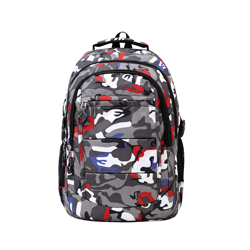 Book-Bags Backpack Schoolbag Student-Bag Travel-Shoulder Larger-Capacity Junior-High-School