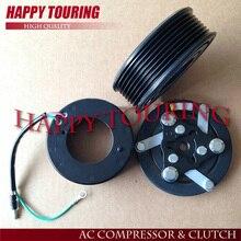 HS-110R HS110R кондиционер компрессор переменного тока магнитная муфта в сборе для Honda CR-V CRV 7pk шкив 38810-PNB-006 38810PNB006