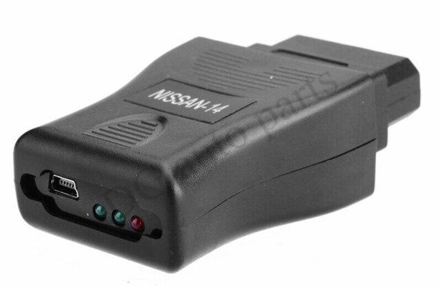 Usb сканер для Nissan авто прибор USB автомобиля диагностический интерфейс сканер , пригодный для Nissan бесплатная доставка