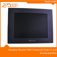 new stock 1year wattranty 10.4 inch 4:3 1024*768 VGA DC12V input touch display USB touch screen industrial lcd monitor for PC