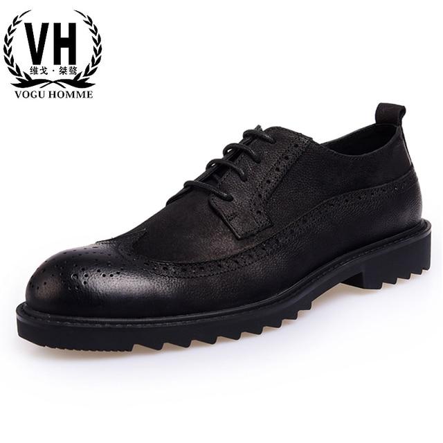 Homme mocassin lacent Nubuckchaussures business formel Chaussures Décontractées Gwuk5Pz