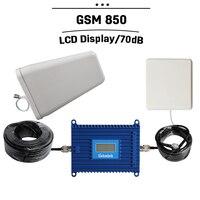 Lintratek Full Set GSM CDMA 850mhz Mobile Phone Signal Booster