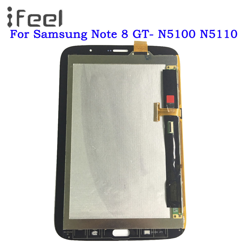 For Samsung Galaxy Note 8 N5100 GT- N5100 N5110 LCD Display Panel Monitor Assembly + Touch Screen Digitizer Panel GlassFor Samsung Galaxy Note 8 N5100 GT- N5100 N5110 LCD Display Panel Monitor Assembly + Touch Screen Digitizer Panel Glass