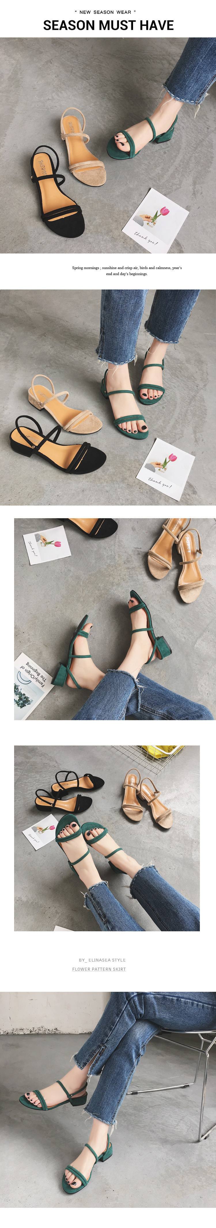HTB1RsZBgTCWBKNjSZFtq6yC3FXaG new Flat outdoor slippers Sandals foot ring straps beaded Roman sandals fashion low slope with women's shoes low heel shoes x69