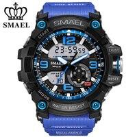 Fashion New Watch Men G Style Waterproof LED Sports Military Watches S Shock Men's Analog Quartz Digital Watch relogio masculino