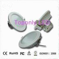 High Quality 30w led ceiling down lamp Epistar SMD2835 led downlight CRI>80 UL listed led driver AC100-240v 3100lm pure white