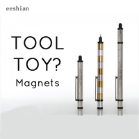 Polar Pen Modular Metal Magnetic Pen Stylus Gel Pens Multifunctional Tool Or Toy Write On Paper